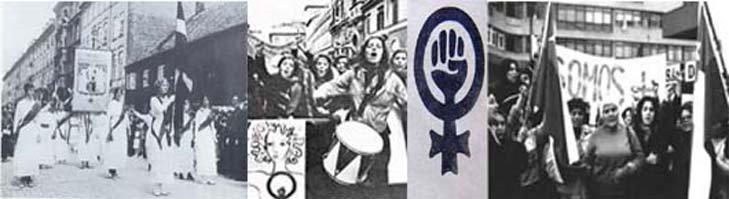 """Primer Coloquio Latinoamericano """"Pensamiento y Praxis Feminista"""" 25 a 27 de Junio de 2009."""
