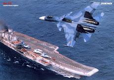 Sukhoi su-33.FlankerNaval.2