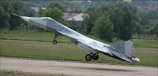 Sukhoi T-57 PAK FA -09