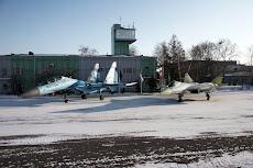Sukhoi T-57 PAK FA -16
