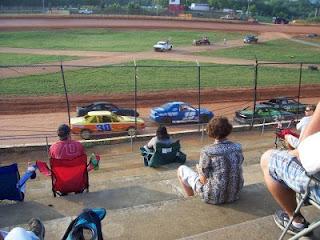 411 Racetrack