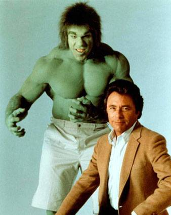 who played the original hulk
