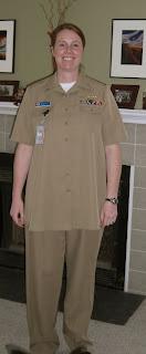 Maternity Uniform 11