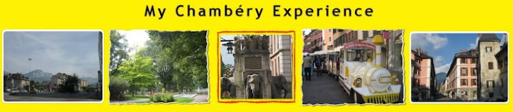 My Chambéry Experience