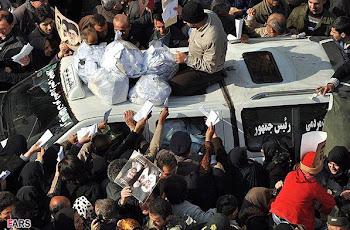 نامههایی که مردم رشت به احمدی نژاد دادند..