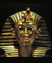 Mascará do Faraó Tukancâmon
