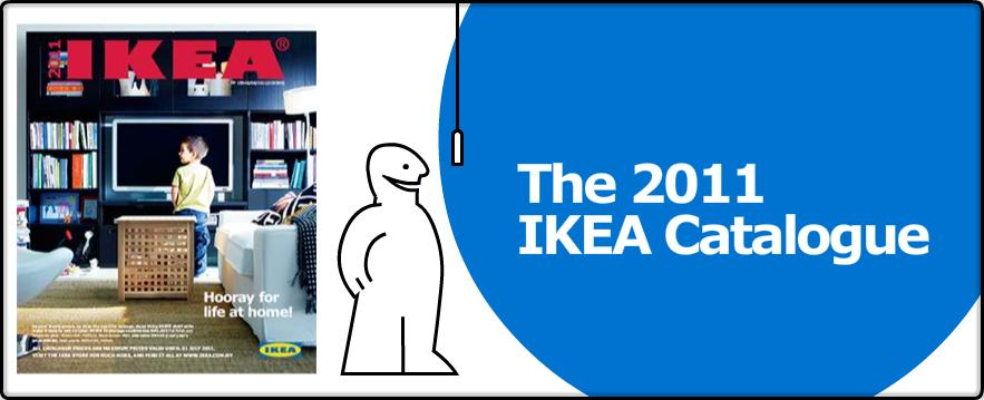 Putra Prima: IKEA 2011 catalog is out now!