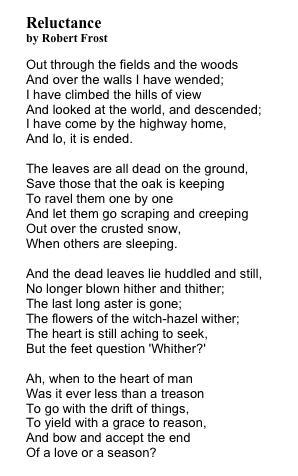 5 stanza poem