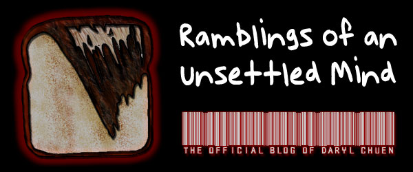 Ramblings of an Unsettled Mind