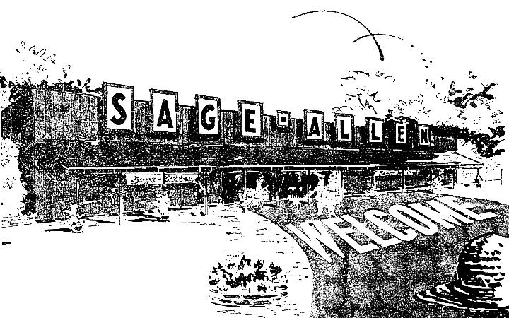 The Department Store Museum Sage Allen Amp Co Hartford