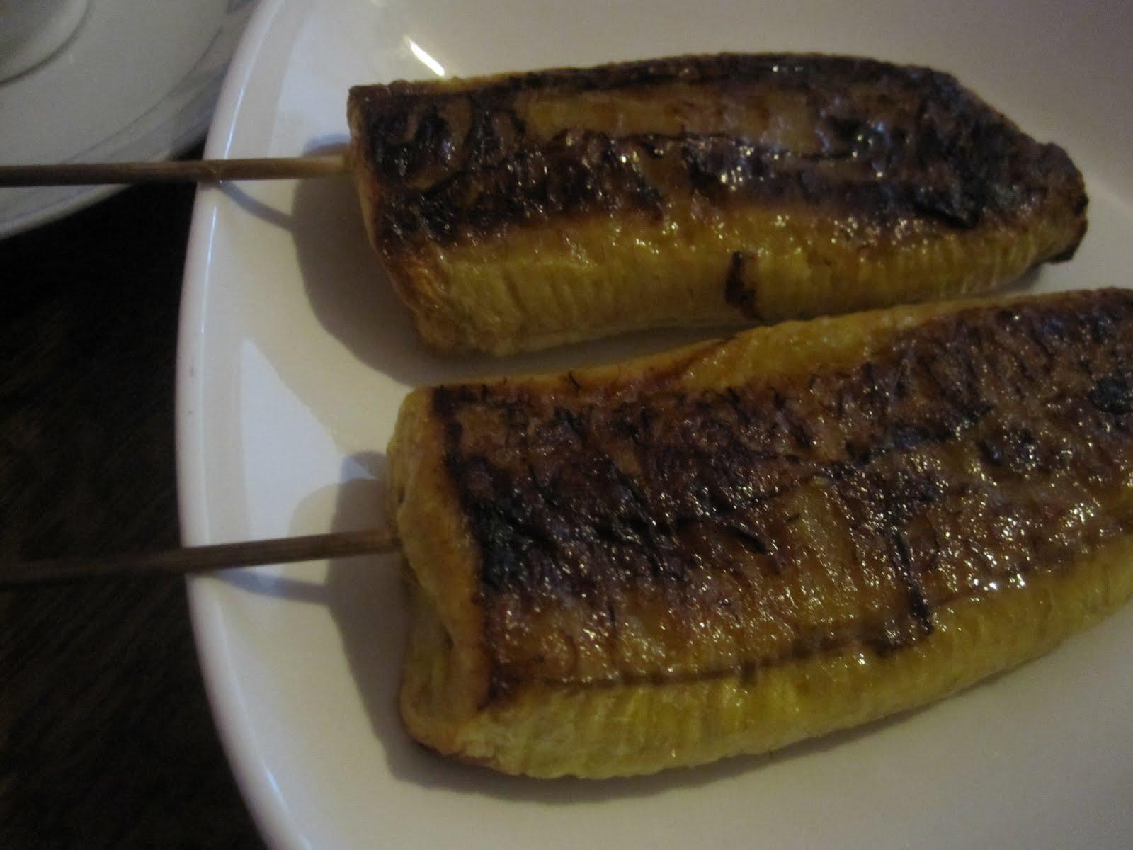 Kleine Keuken: Resep pisang selai ala koe'