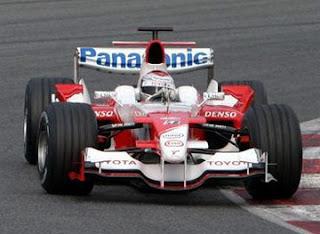 Toyota F1, equipe histórica de Formula 1 de 2006 - by topspeedf1.blogspot.com