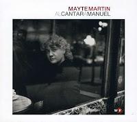 nuevo disco de mayte martin