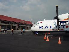 SJAMSUDDIN NOOR Airport/BANJARMASIN - Kalimantan Selatan