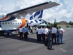 ISKANDAR Airport/PANGKALAN BUN - Kalimantan Tengah
