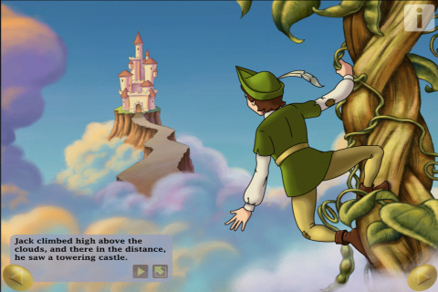 Jack & the Beanstalk (£2.39) ? our favourite interactive story with loads of ...