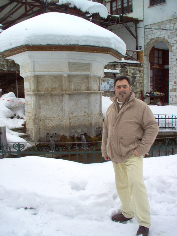 Στη χιονισμένη Μακρινίτσα