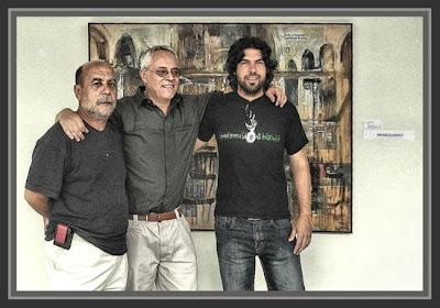 SEGORBE-PREMIOS-ARTE-CAMARON-ARTISTAS-GANADORES-ERNEST DESCALS-PRIMER PREMIO