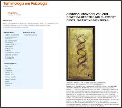 PSICOLOGIA-ANUNAKI-GENETICA-ERNEST DESCALS-PINTURAS