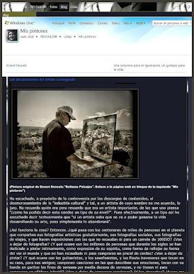 ARTISTAS CONSAGRADOS-ERNEST DESCALS-PINTORES-PINTOR