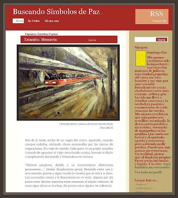 ESTACION METRO-PINTURA-ERNEST DESCALS