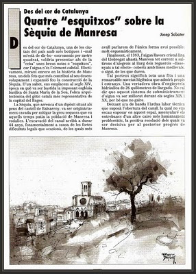 SEQUIA-MANRESA-DIBUJOS-ILUSTRACIONES-ERNEST DESCALS