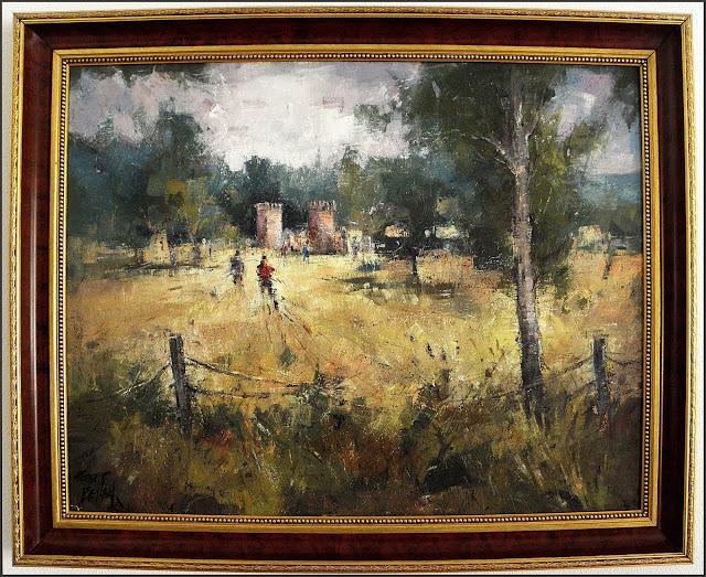 castillejo de mesleon-segovia-pinturas-ernest descals-ayuntamiento