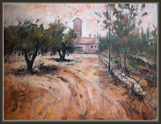 miravet-pintura-tarragona-ernest descals-pinturas-ebro
