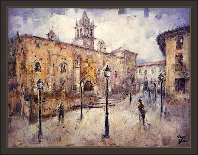 COLMENAR VIEJO-MADRID-ERNEST DESCALS-PINTURAS-PREMIOS