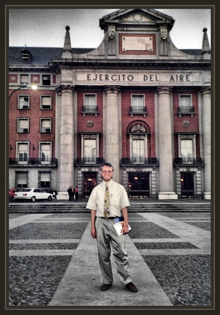 MADRID-CUARTEL GENERAL EJERCITO DEL AIRE-ERNEST DESCALS-PREMIOS PINTURA