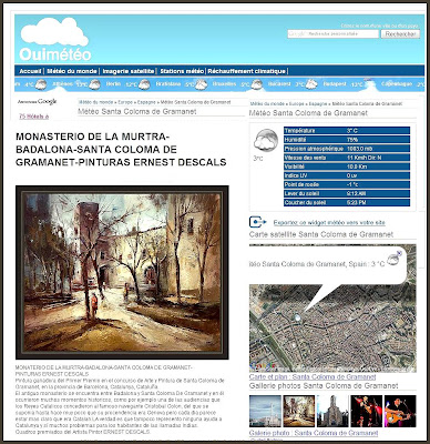 SANTA COLOMA DE GRAMANET-LA MURTRA-ERNEST DESCALS
