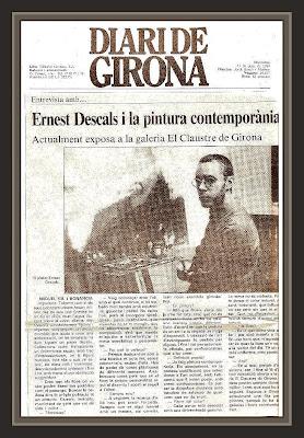 EL CLAUSTRE-GIRONA-DIARI-PINTORS-PINTORES-EXPOSICIONES-PINTURA-PINTORES-ERNEST DESCALS