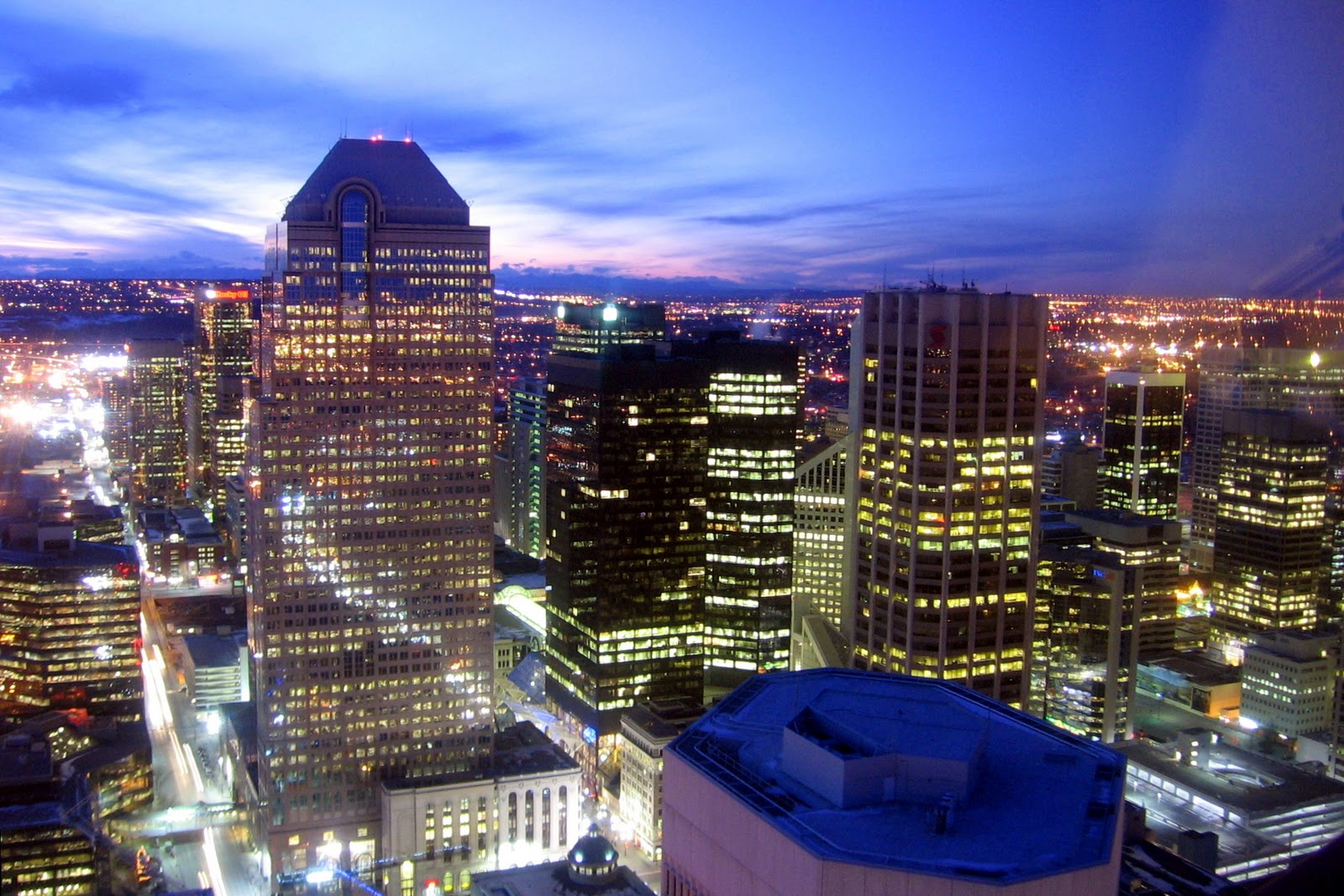 Urban Research Skyline Photos Of Calgary 1