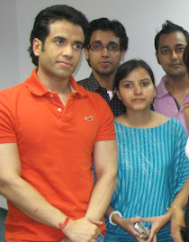 Rajnish Mehta with Tushar kapoor
