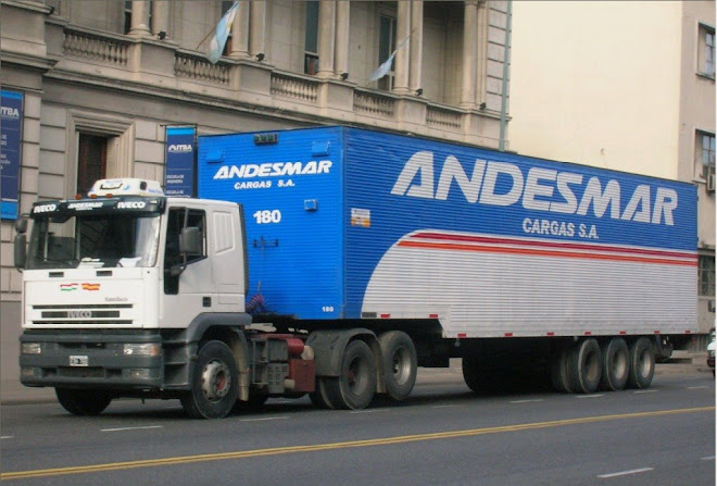 Camion Andesmar