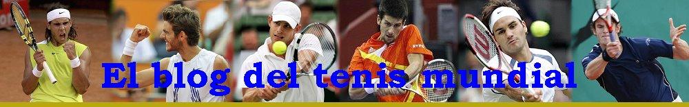 El blog del tenis mundial