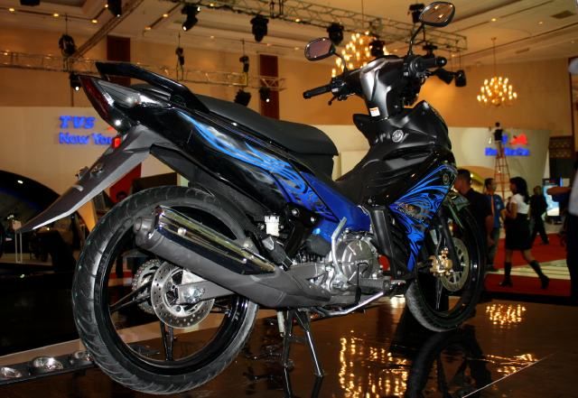 Modif Jupiter Mx New Minimalis | Modifikasi Motor Yamaha 2016