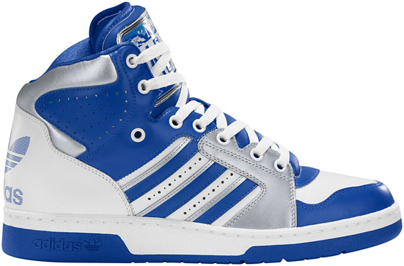 Jeremy Scott for Adidas Originals Fall 2010