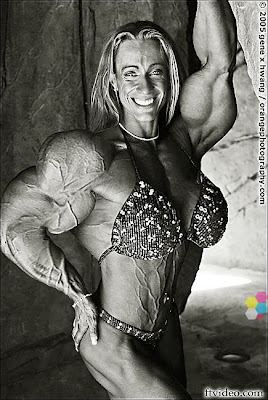Amanda Dunbar Muscle Morph