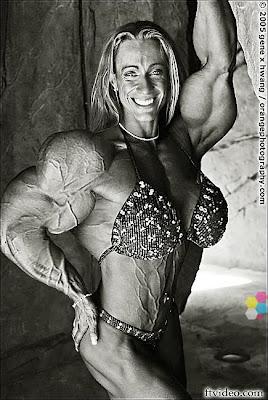 Amanda Dunbar Muscle Morph
