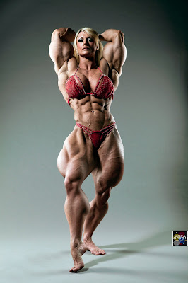 Lisa Cross Muscle Morph