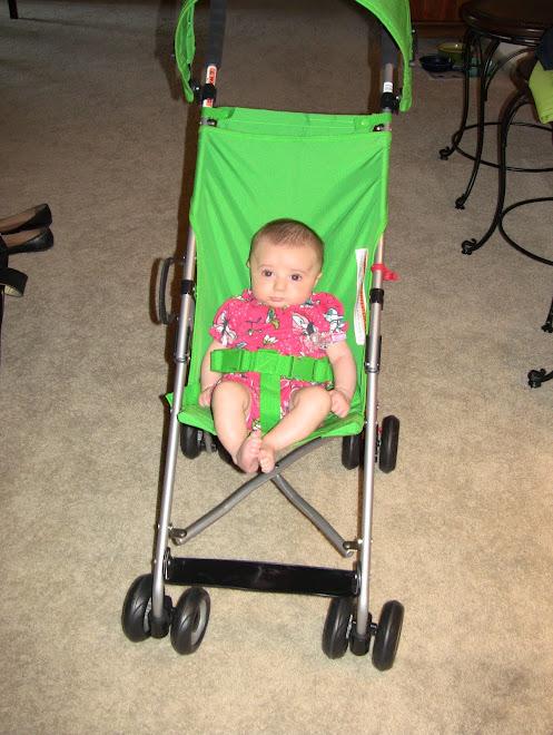 My Umbrella Stroller