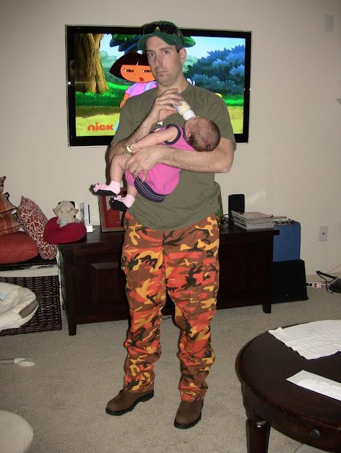 Fashionista Dad...um NOT