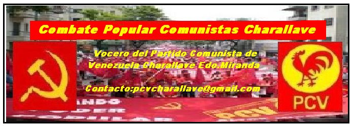 Combate Popular Comunistas Charallave