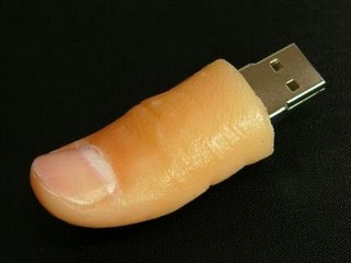 USB Flash pen drives - thumb