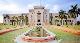 Osmania University - Hyderabad