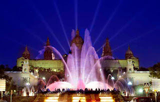 Barcelona - Top 15 Fountains of the World