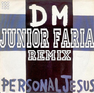 Depeche Mode - Personal Jesus (Júnior Faria Remix)