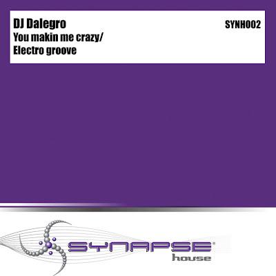 Dj Dalegro - You Makin Me Crazy / Electro Groove