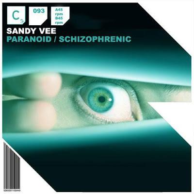 Sandy Vee - Paranoid-Scizhophrenic